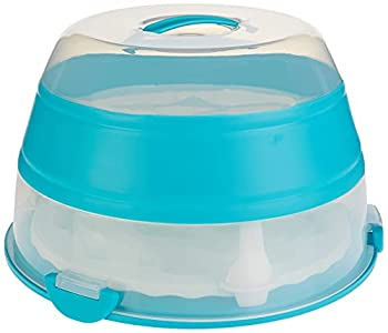 collapsible cake carrier