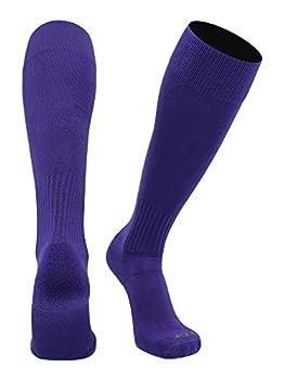 TCK Elite Finale Soccer Socks  Purple Small