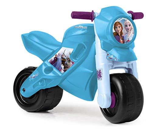 Feber Motofeber 2 - Correpasillos Disney Frozen 2 con claxon, para niños y niñas de 3 a 5 años (Famosa 800012202)