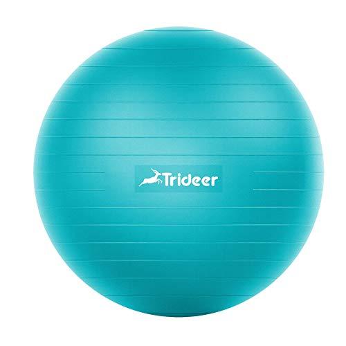 Image of Trideer Exercise Ball...: Bestviewsreviews