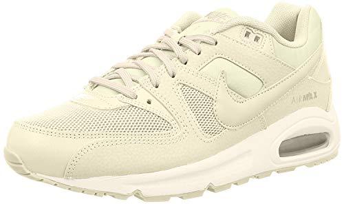 Nike Nike Damen WMNS AIR MAX Command Laufschuhe, Beige (Light Bone/Light Bone/White/Lt Iron Ore 018), 38 EU