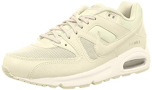 Nike Nike Damen WMNS AIR MAX Command Laufschuhe, Beige Light Bone/White/Lt Iron Ore 018, 38 EU