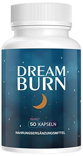 Dream Burn | Für die Nacht | Garcinia Cambogia | 50 Kapseln