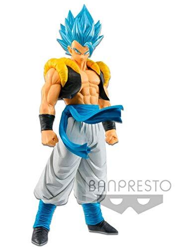 Ban presto Dragon Ball Super: Broly Estatua Grandista Blue Gogeta, multicolor (BANPRESTO BANP82983) (Accesorio)