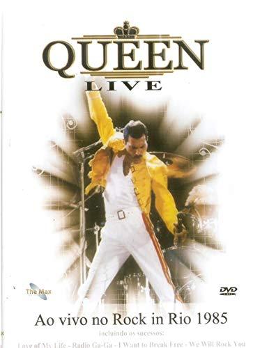 DVD QUEEN LIVE ROCK IN RIO 1985
