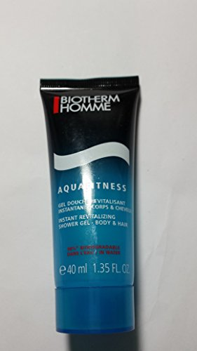 Biotherm Homme AQUAFitness GEL DOUCHE Revitalisant Duschgel 40ml