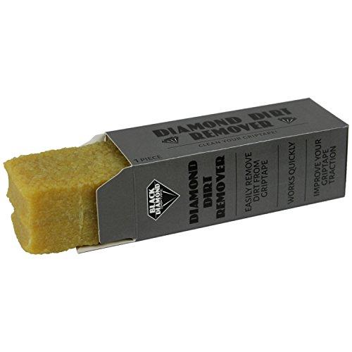 Black Diamond BD-GRIP-REINIGER Skateboard Griptape Cleaner – Diamant Schmutzentferner Gummy Cube – Erase Grip Gunk