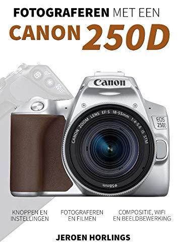 Fotograferen met een Canon 250D