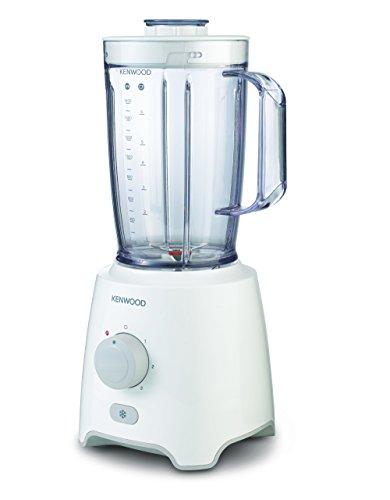 Kenwood Blend-X FRESH BLP402 WH Standmixer, 650 W, 2,0 l Kunststoff-Mixaufsatz, Kräuter- und Gewürzmühle, weiß