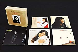 小坂明子 オリジナルアルバム・コレクション CD-BOX 全4枚