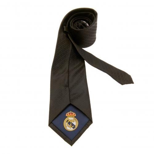 Real Madrid F.C. – Corbata DM oficial Merchandise: Amazon.es ...