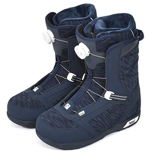 Head Scout LYT Boa Navy Herren Snowboard Boots – Größe 45,5 – Blau