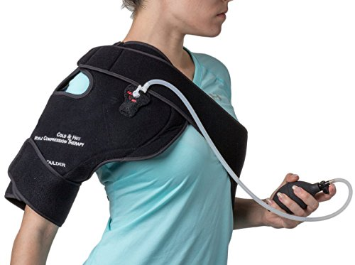 Hot/Cold & Compression Shoulder Support 6047-RT CAT - (Right Shoulder)