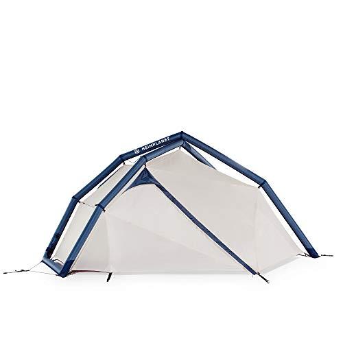 HEIMPLANET Original | FISTRAL 1-2 Personen Zelt | Aufblasbares Camping Zelt mit geringem Packmaß - In Sekunden errichtet | Wasserdichtes Außenzelt und Zeltboden - 5000mm Wassersäule | Keine Zeltstangen nötig | Unterstützt 1% For The Planet