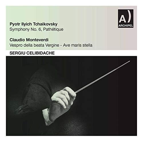 Coro di Roma della RAI, Orchestra Sinfonica di Milano della RAI, Orchestra Sinfonica Di Roma Della RAI feat. Sergiu Celibidache