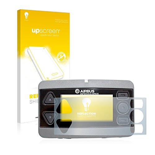 upscreen Entspiegelungs-Schutzfolie kompatibel mit Airbus P8GR – Anti-Reflex Bildschirmschutz-Folie Matt