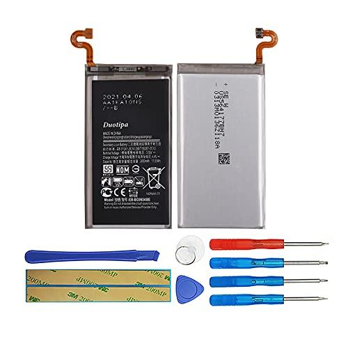 Duotipa Batería de repuesto EB-BG960ABE compatible con Samsung Galaxy S9 SM-G960F SM-G960 G960F G960 Batería con herramientas