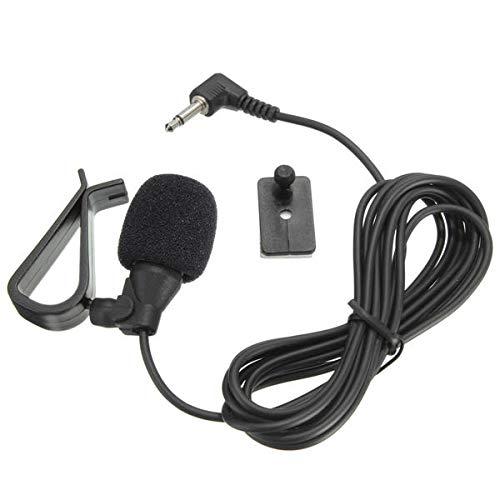 Raitron CS-Y0003 Externe 3,5 Mm Microfoon Audio Cord voor PC Auto DVD GPS Speler Stereo