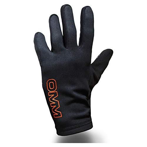 M&O OMM Fusion Handschuhe Kinder, Schwarz, S