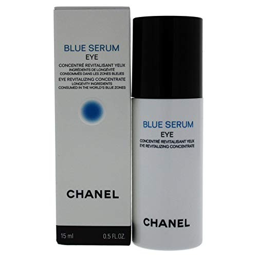 Chanel BLUE SERUM eye revitalizing concentrate 15 ml