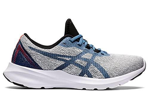 ASICS Men's Versablast MX Running Shoes, 11, Piedmont Grey/Thunder Blue