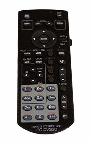 Remote for Kenwood DDX374BT DDX375BT DDX392 DDX393 DDX394 DDX395 DDX418 DDX419