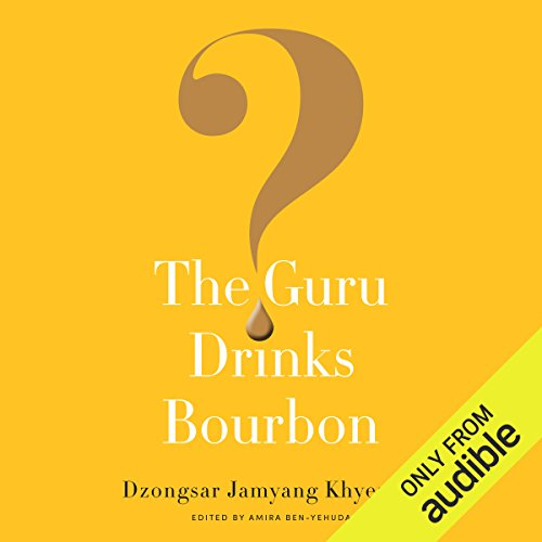 The Guru Drinks Bourbon? cover art