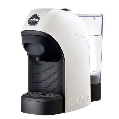 Lavazza A Modo Mio Tiny Capsule Coffee Machine, White, 18000201