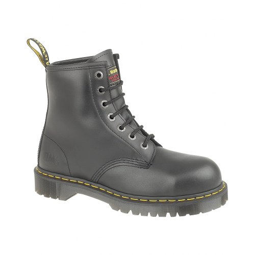 Dr. Martens FS64 Icon Lace up Safety Boot Black Size UK 4 EU 37