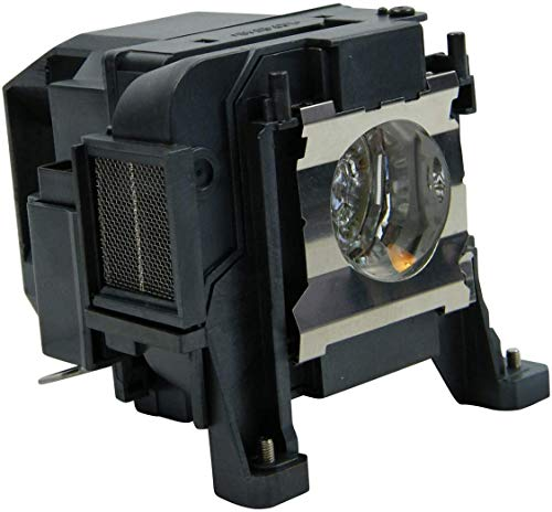 PJxJ Ersatzlampenmodul mit Gehäuse passend für Epson EH-TW7300 EH-TW8300 EH-TW8300W EH-TW9300 EH-TW9300W H710C H711C H713C H714C H715C Home Cinema 4010