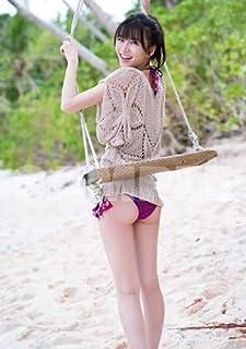 岡崎紗絵 ファッションモデル 2Lサイズ写真2枚 vol.05