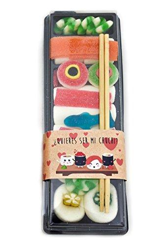 Sushi de chuches M. Quieres ser mi Chuchi.