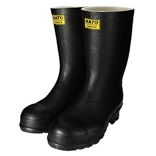 SHIBATA 安全長靴 安全防寒フェルト長 26.0 AC031-26.0