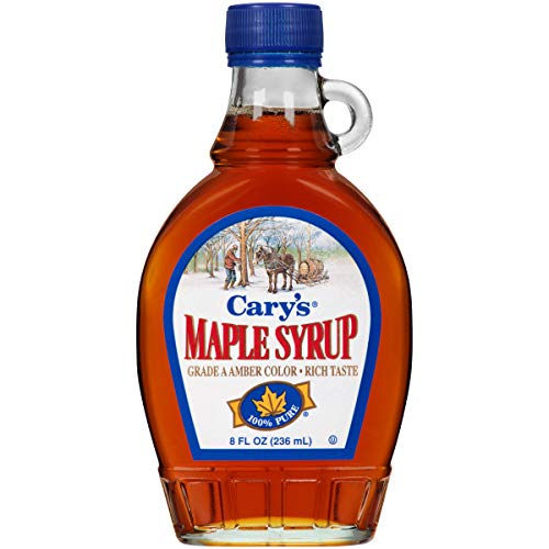 Cary's Premium Grade A Dark Amber Maple Syrup, 8 oz