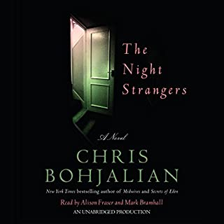 The Night Strangers audiobook cover art