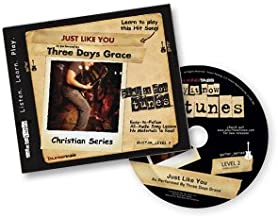Play-it-Now Tunes: Audio CD Guitar Lesson for