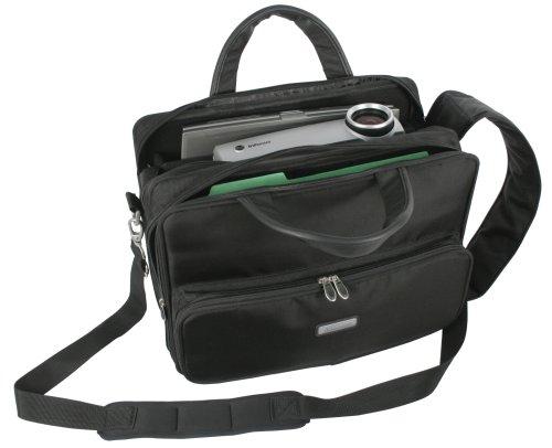 InFocus Universal Briefcase Sacoche pour projecteur ordinateur portable noir
