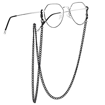 Necklace Eyeglass Chains for Men Stainless Glasses Chain Glasses Lanyard