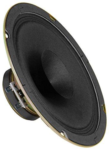 Monacor SP-276/8 Universal-Breitbandlautsprecher, 5 W, 8 Ohm, schwarz