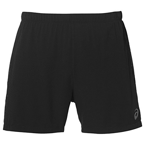 ASICS Herren Race 5 In Laufshorts, Performance Black, XL