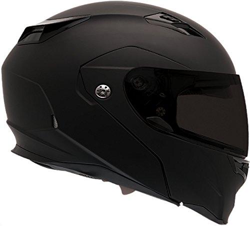 BELL Revolver Evo Full-Face Helmet (Matte Black - Large)