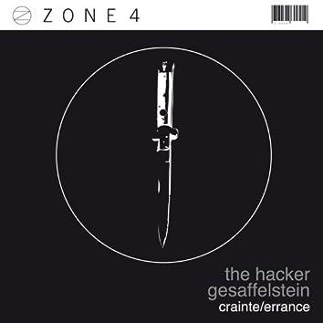 Zone 4: Crainte / Errance - EP