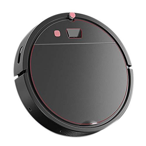 GYCS Roboter-Staubsauger Selbstsaugender Roboter-Staubsauger mit hoher Saugleistung, App-Steuerung, leiser, automatischer Kehrer mit 100-ml-Wassertank für Tierhaare, Teppiche und Harte Böden