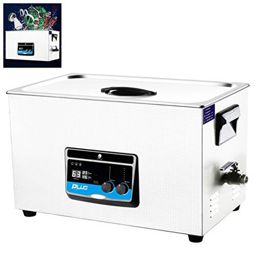 Stumm Ultraschallreiniger, 500W Hohe Energie Schule Labor Instrument Ultraschall-Reinigungsgerät Zum Industrie Hardware