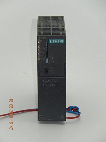 SIEMENS Simatic CPU 314,CPU314 ES7 314-1AG13-0AB0, E-Stand: 3, Mustertsück ohne OVP