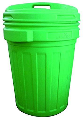 Vigor VOER00006 Contenitore Porta Crocchette, 70 litri, Verde