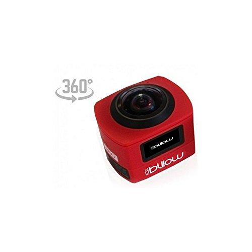 Billow XS360PRO 16MP Full HD CMOS Wi-Fi 84g fotocamera per sport d'azione