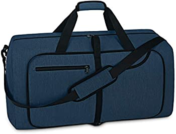 Newhey 65L Foldable Weekender Travel Duffel Bag