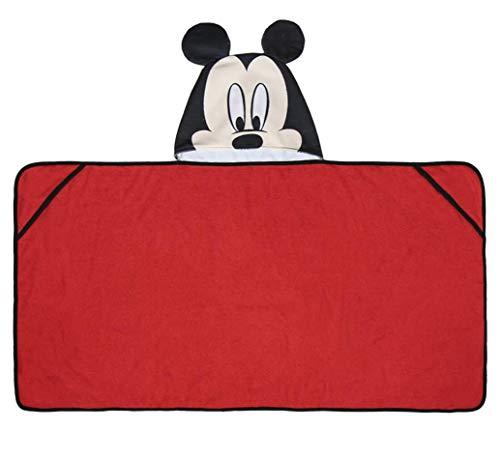 Serviette en Polyester Mickey
