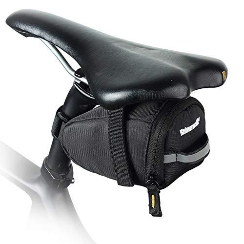 Bolsa para Sillin Bicicleta Bolsa Sillin Bicicleta MontañA Topeak Bolso Bicicleta Bolso Ciclismo Bolsa Bolsas de Bicicleta para la Parte Trasera